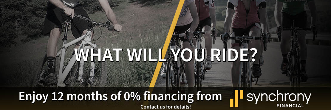Finance your new bike at Menifee Bicycles