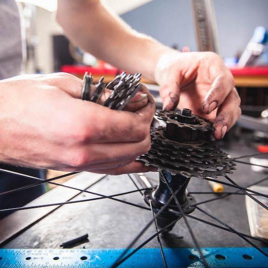 Bike Service and Repairs