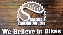 Suncoast Store Sign