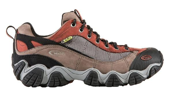 Oboz Men's Firebrand II BDry Color: Earth