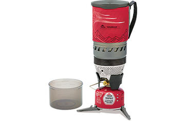 Mountain Safety Research Windboiler Stove System