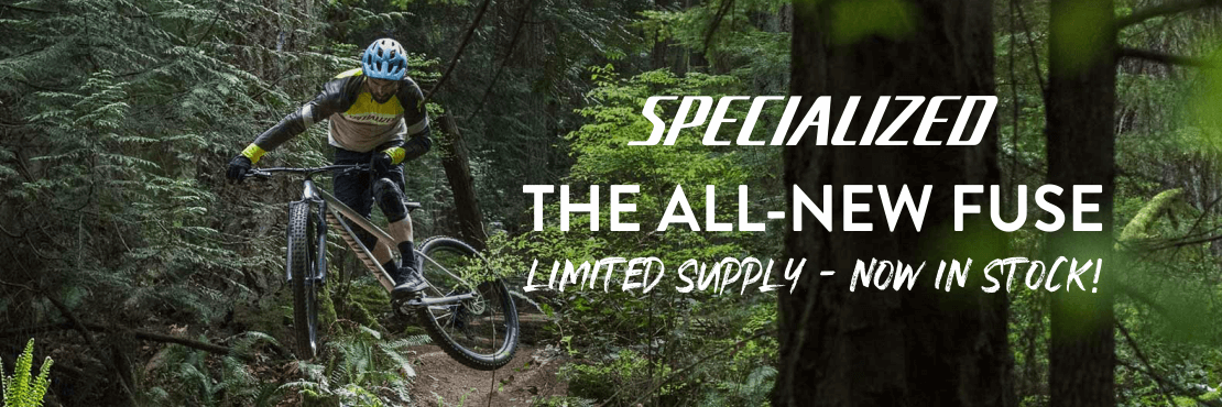 Specialized - The all new Fuse