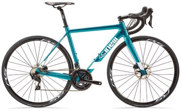 Cinelli Veltrix Disc - Blue in Green