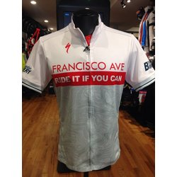 FRANCISCO AVE. JERSEY (RIDE IT, IF YOU CAN)