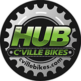 THE HUB BIKE SHOP Logo