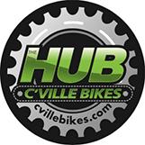 THE HUB BIKE SHOP Logo