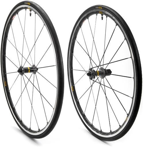 Mavic Ksyrium Elite UST Road Wheelset - 2018
