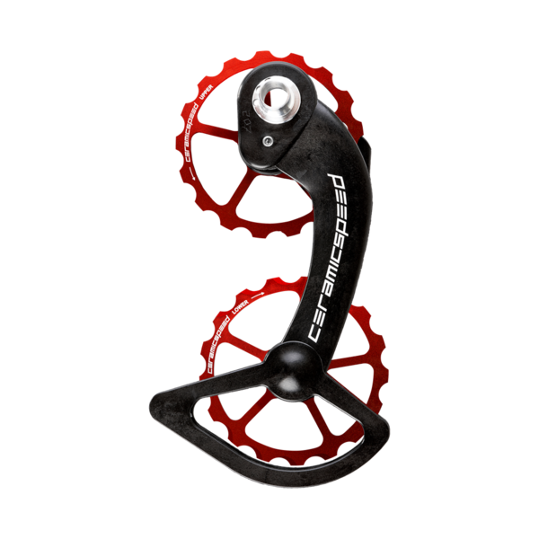 CeramicSpeed Oversized Pulley Wheel System for Shimano 10 + 11s (Ultegra + Dura Ace)
