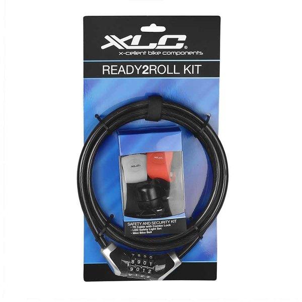XLC READY 2 ROLL ACCESSORY KIT