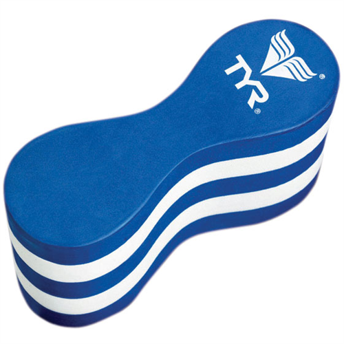 TYR Pull Float Color: Blue/White