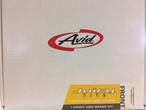 Avid Avid Juicy Five Hydraulic Disc Brake - Front