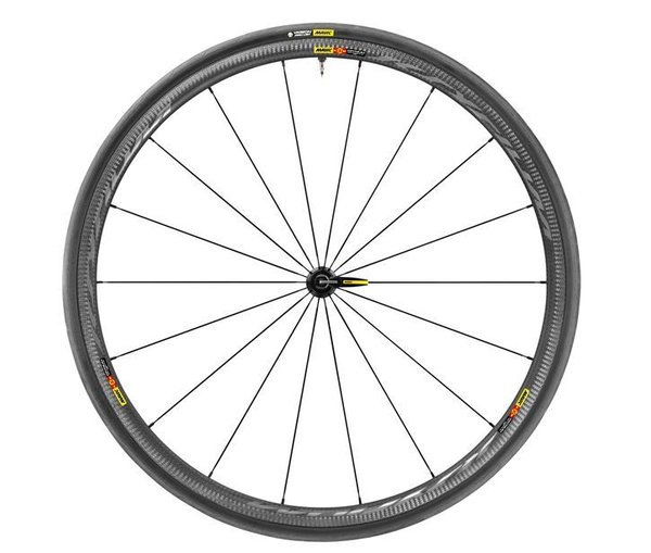 Mavic Ksyrium Pro Carbon SL UST Rim Brake Front Wheel