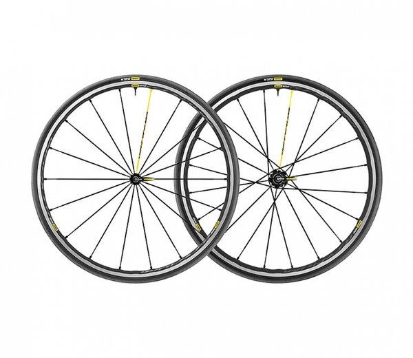 Mavic Ksyrium Pro UST Wheelset with Tires 2018