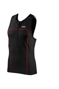 TYR Carbon Male Tank Zip