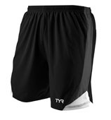 TYR Male Running Short 7 Inch