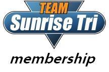 Sunrise Tri Team Membership