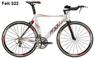 Felt S22 Tri Bike Rental