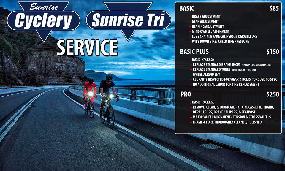 Bike Repair & Service Pricing