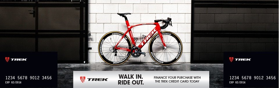 Trek Card Financing