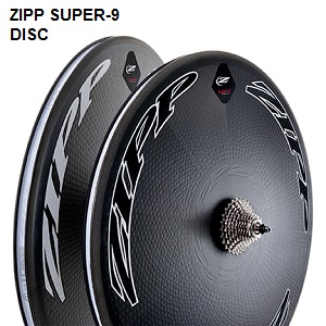 Zipp Super 9 Disc Wheel Rental
