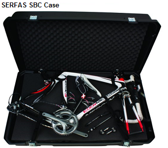 Serfas Bike Case Rental