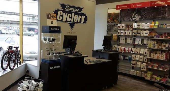 Sunrise Cyclery Bike Shop - Massapequa Park, NY