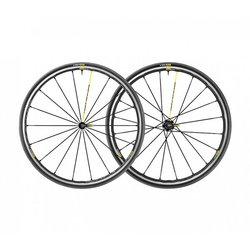 Mavic Ksyrium Pro UST Wheelset with Tires 2018