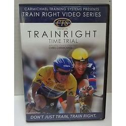 CycleOps CTS TrainRight Time Trial DVD