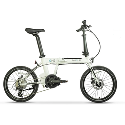 Dahon K-One Plus Folding E-Bike Mid Drive Black