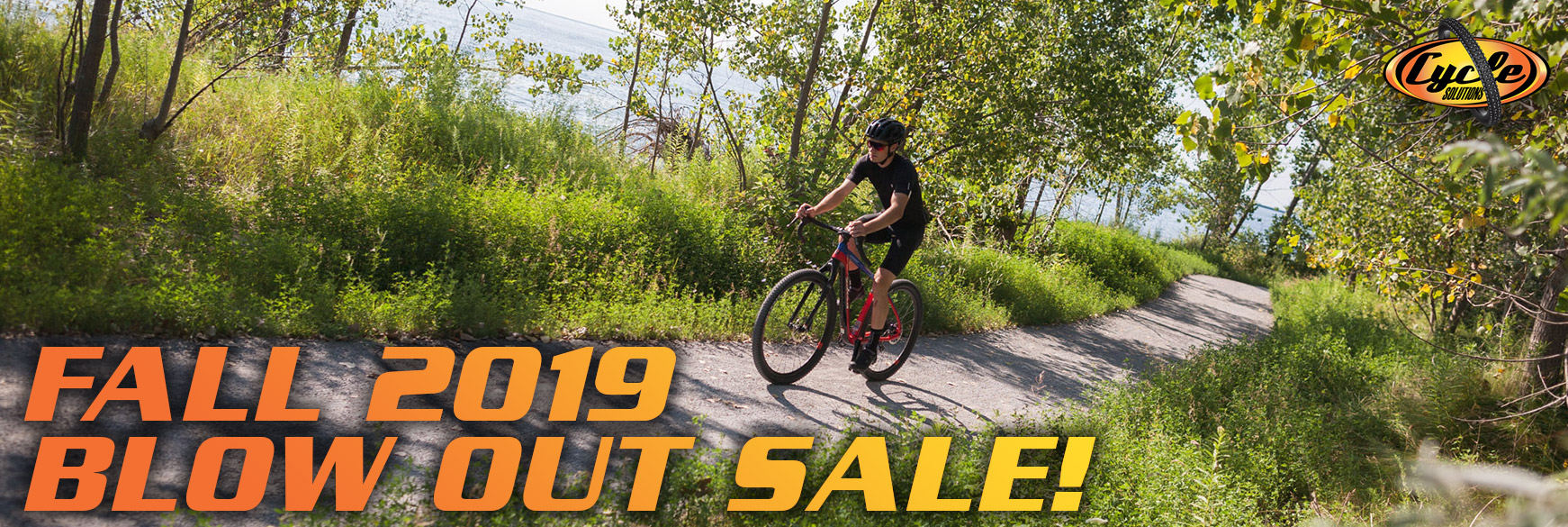 2019 FALL BLOWOUT SALE!