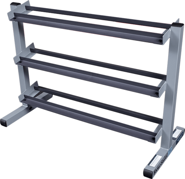 """Body Solid Body-Solid 40"""" 3-Tier Dumbbell Rack"""