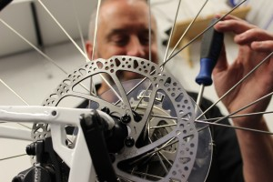 """Beyond the Basics"" - Bicycle Maintenance Course"