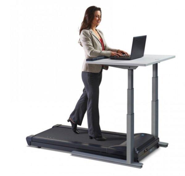 LifeSpan LifeSpan Treadmill Desk (Auto Adj)