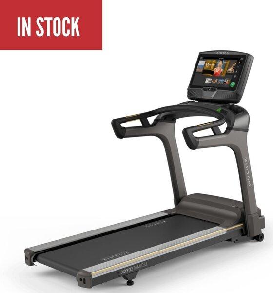 Matrix Platform Treadmill T75 With XUR Console