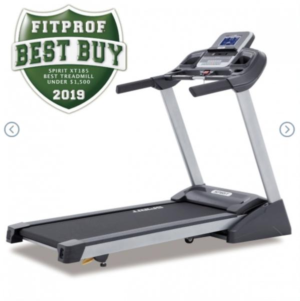 Spirit Fitness XT185 Treadmill