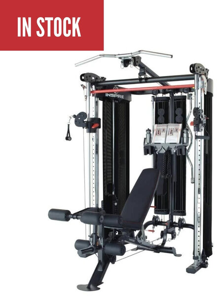 Inspire Fitness FT2 Functional Trainer (PACKAGE) With Bench