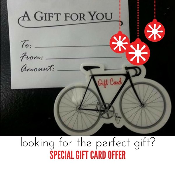 McLain Holiday Gift Card