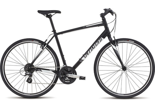 Specialized Sirrus Color: Black/White/Charcoal