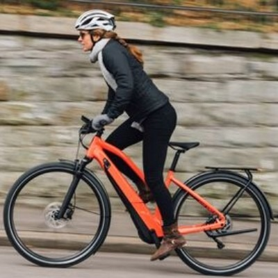 E-Bikes at McLain Cycle & Fitness