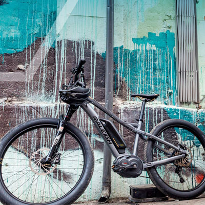 E-Bikes at McLain Cycle & Fitness