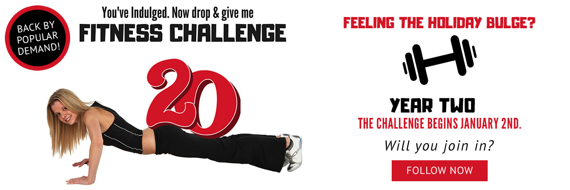 Join the McLain's Fitness Challenge!