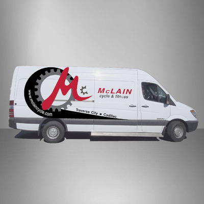 Home Delivery from McLain Cycle & Fitness