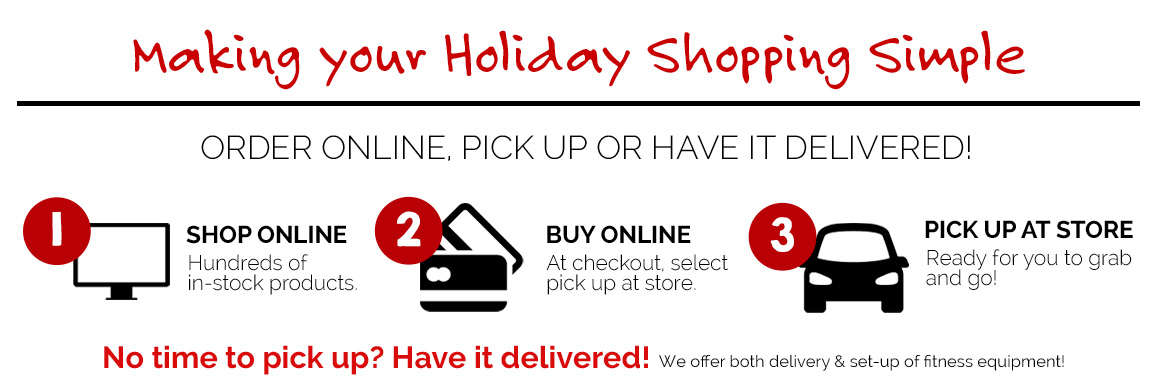 Simplify your holiday shopping at McLain Cycle & Fitness