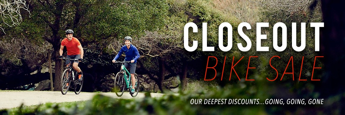 Mclain Cycle & Fitness Bike Closeout Page