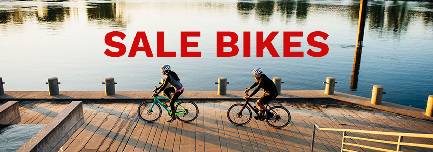 Sale Bikes at McLain Cycle & Fitness