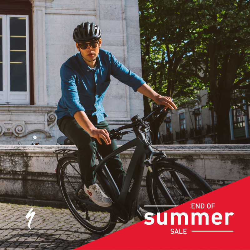 Specialized End of Summer Sale