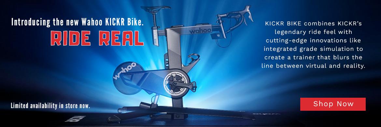 Wahoo KICKR bike now available
