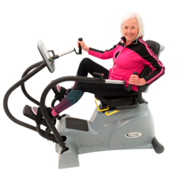 Physiostep PhysioStep LXT Adaptive Recumbent Linear Cross Trainer