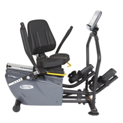 Physiostep PhysioStep MDX Recumbent Elliptical Cross Trainer with Swivel Seat