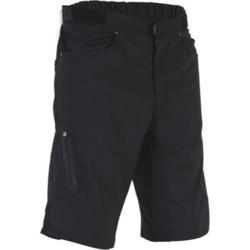 Zoic Ether Short Black + Essential Liner Medium